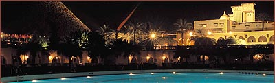 Mena House Oberoi, Cairo - an oasis of luxury and comfort